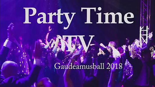 Video Gaudeamusball 2018
